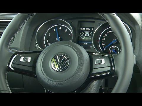 New 2015 VW Scirocco R  - INTERIOR