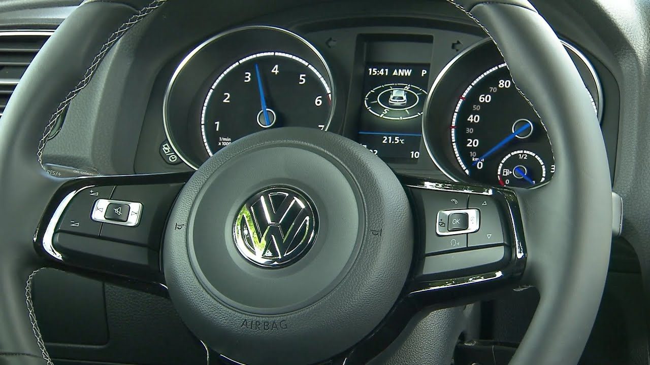 New 2015 VW Scirocco R - INTERIOR - YouTube