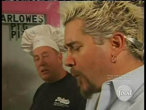 Marlowe's Ribs On Food Network DINERS, DRIVEINS AND DIVES