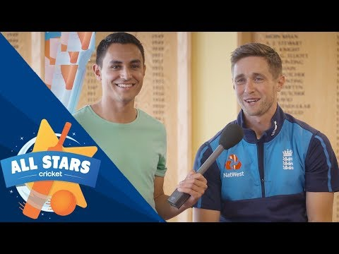In The Hot Seat: All Stars Kids Interview England Players