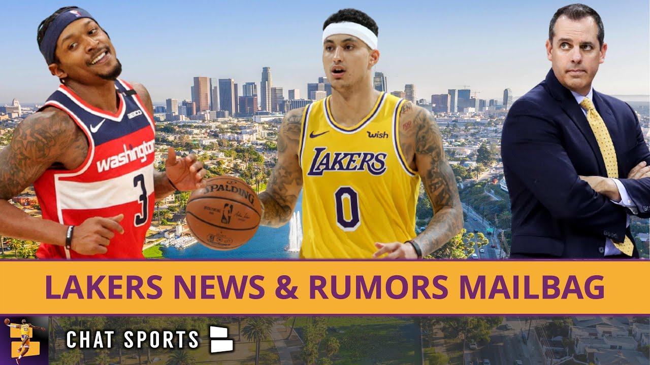 Lakers Rumors: Trade Kyle Kuzma & Fire Frank Vogel? Get Bradley Beal Or Russell Westbrook?   Mailbag