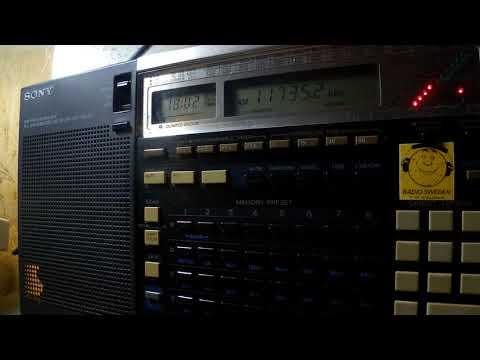 20 05 2018 Zanzibar Broadcasting Corporation in Swahili to CeAf 1802 on 11735 Dole