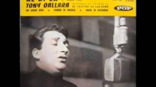 Tony Dallara - Un uomo vivo (Gino Paoli)
