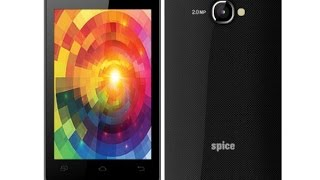 Spice Stellar 361 Hard Reset and Forgot Password Recovery, Factory Reset