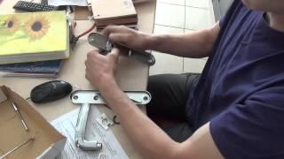 видео ручки для дверей на планке