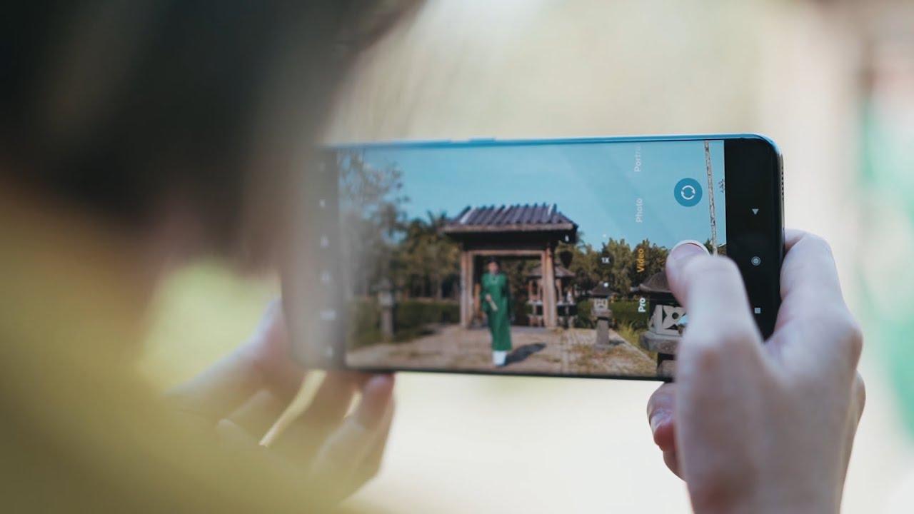 Quay phim điện thoại xịn xò bằng Mi 11 | 5G