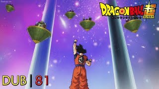 Goku Excited To Fight All The Universes (English Dub) | DBS Ep. 81