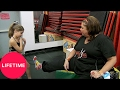 Dance Moms: Goodbye Special: Foot Rubs Ain't Free (S6, E21)   Lifetime