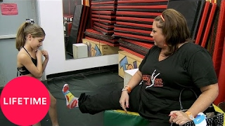dance moms goodbye special foot rubs aint free s6 e21 lifetime