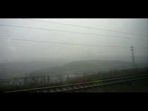 The Overnight Train From Shanghai to Xi'an, China