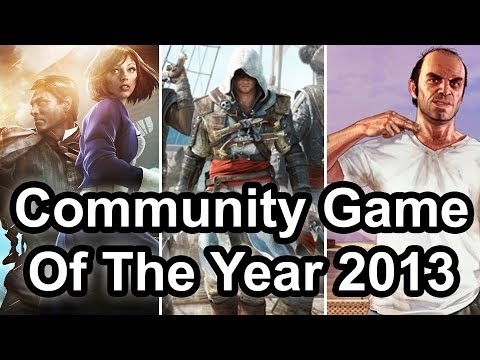 Top 5 - Community Game of the Year 2013