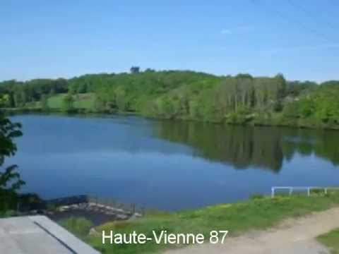 French Property- Lake For Sale in France: Limousin Haute ...