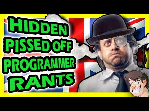 Top 5 Hidden Pi**ed Off Programmer Rants (UK Edition)| Fact Hunt