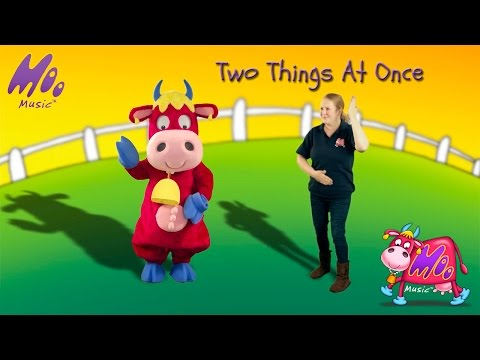 Two Things At Once - Moo Music