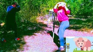 Wilco Disc Golf Outing Funny Fails Disc Golf Beginner's Guide Vlog - Part V