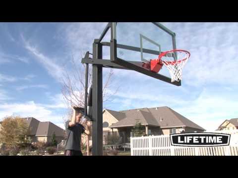 Lifetime 72'' Mammoth Basketball Goal