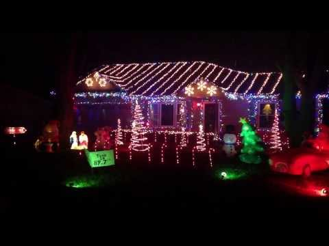 Mr Christmas lights and sound best so far 2013
