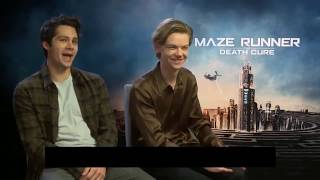[VOSTFR] Feeling & preference - Dylan O'Brien & Thomas Brodie-Sangster ~ Maze Runner The Death Cure