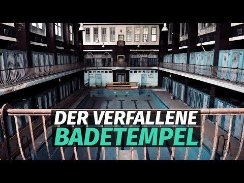 Das Hubertusbad - Eine Ruine mitten in Berlin
