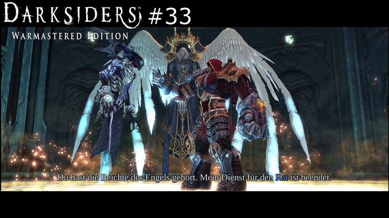 Darksiders 33 Ihr Seit Daran Schuld Lets Play Hd
