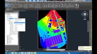 Pix4Dmapper Outputs in AutoCAD