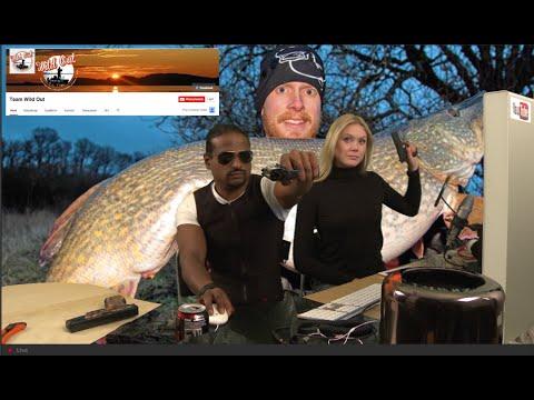 Kanalgratis Live - Danish Record Pike 21,1 kg, 46lb 8oz - Interview with Finn Sloth Hansen