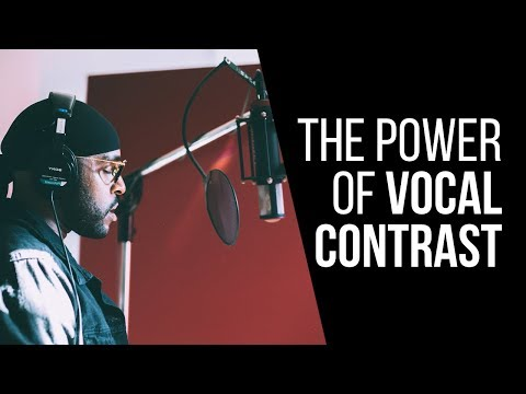 Mixing Vocals And The Power Of Contrast – RecordingRevolution.com