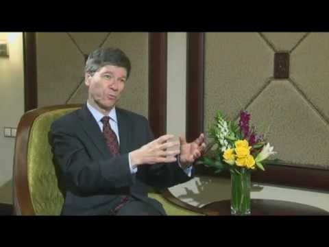 World Business: Interview with Jeffrey Sachs Part 2 -- 08/07/11