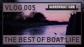 Vlog 005 - Living on a canal boat in Scotland