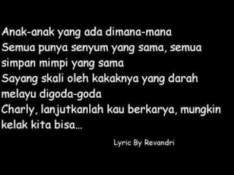 Pandji PragiWaksono   Lagu Melayu Lirik By Mohamad Revandri