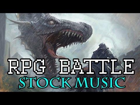 Stock Music - RPG Fantasy Battle - Adam Monroe