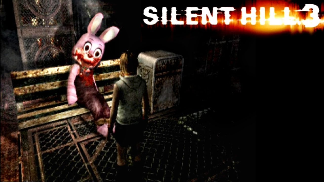 Silent Hill 3 ... (PS2) Gameplay - YouTube