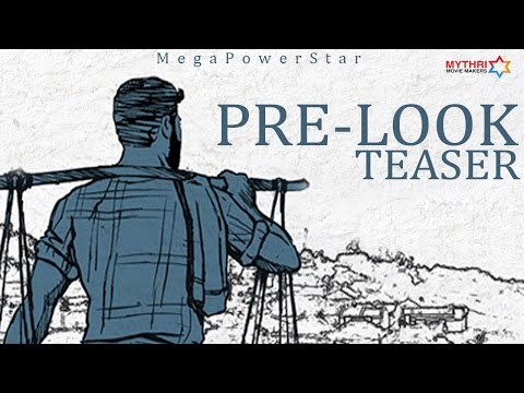 Ram Charan - Sukumar New Movie Pre Look Teaser | Samantha | #RC11Begins | TFPC