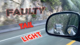 Faulty Tail Light || process o…