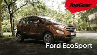Review: Ford EcoSport Titanium AT 2018