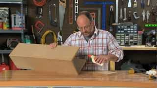 Elmer's Hardware How-to: Build a Window Box using Wood Glue MAX