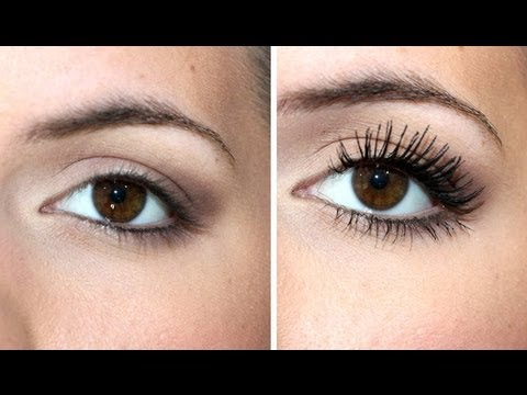 My Mascara Routine ♡ Using Drugstore Mascaras | Casey Holmes thumbnail