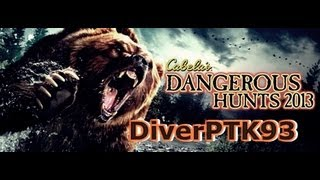 COMO DESCARGAR E INSTALAR CABELAS DANGEROUS HUNTS 2013 FULL PC