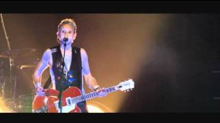 Depeche Mode - Sister Of Night (Barcelona 2010 live).mpg