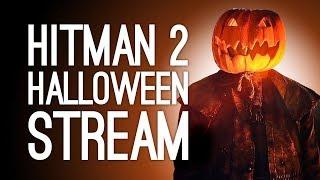 Hitman 2 Halloween Escalation!