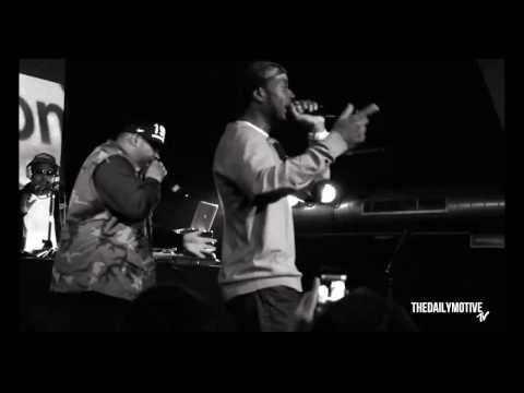 Slum Village - The Look Of Love (Live)