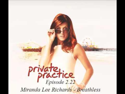 Клип Miranda Lee Richards - Breathless