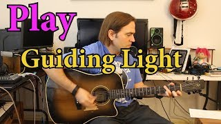 How to play Guiding Light on guitar Mumford & Sons - LIKE A BOSS! - Guiding light chords | Tutorial