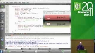 Qt DevDays 2011, Programming with Qt Quick 2/6 - Meet Qt Quick Part 2 : Justin Noel