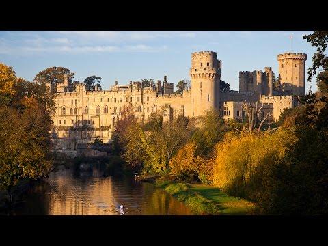 Visit Warwick Castle near London
