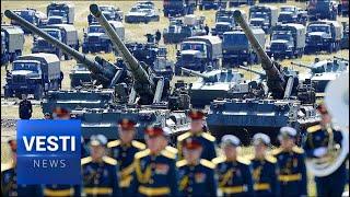 Nothing Like It Since Fatherland War: Vostok-2018 Puts Russian Army on World War II Levels