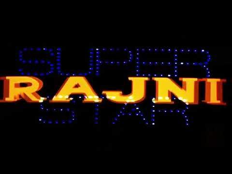 SUPERSTAR RAJINIKANTH MOVIES TITLE CARD HD