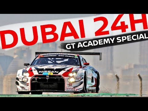Can a Gran Turismo gamer race cars for real?! GT Academy - 2017 Dubai 24 Hour Special (Subtitled) thumbnail