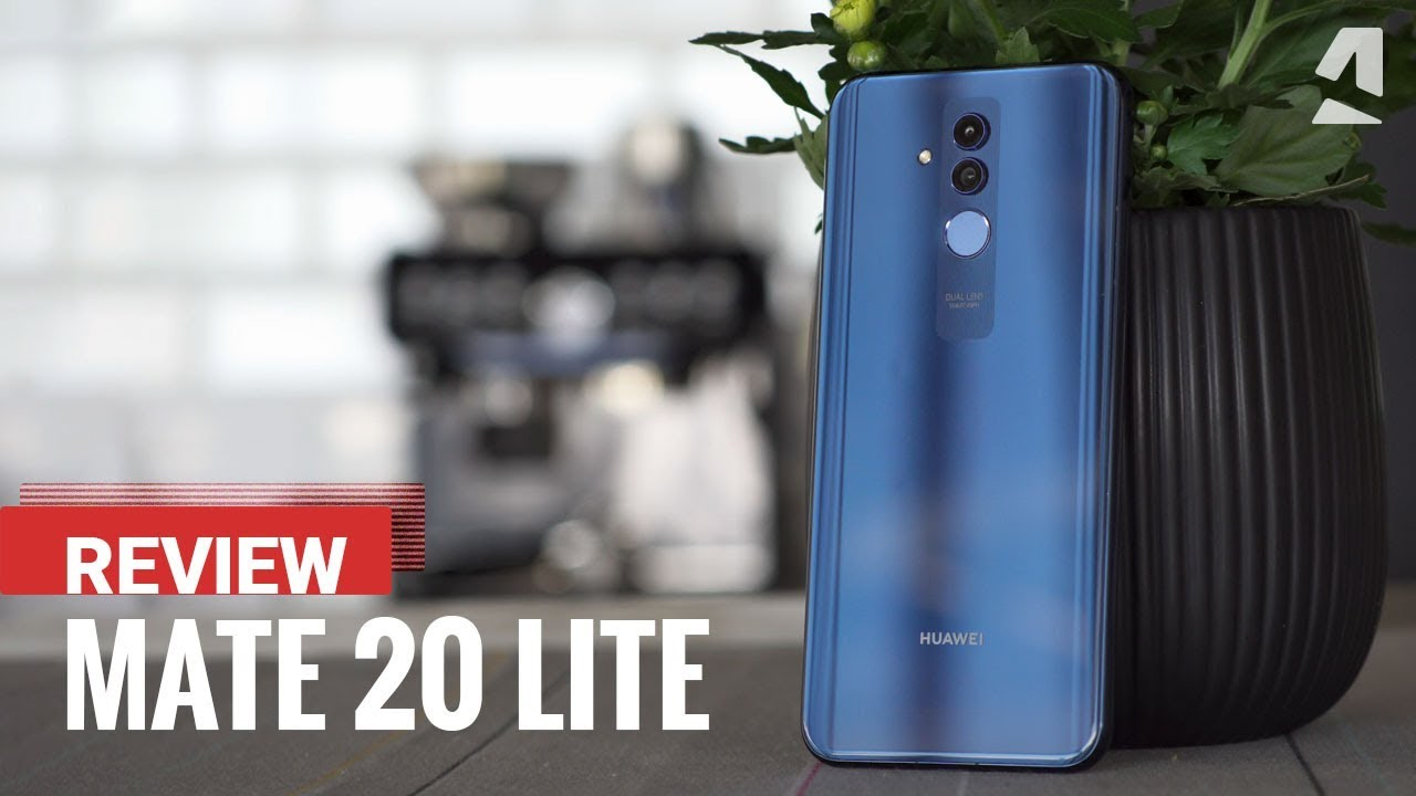 Huawei Mate 20 lite - User opinions and reviews
