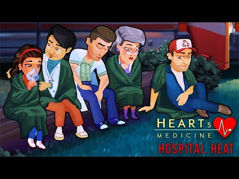 ПОЖАРИЩЕ ► Heart's Medicine - Hospital Heat #13